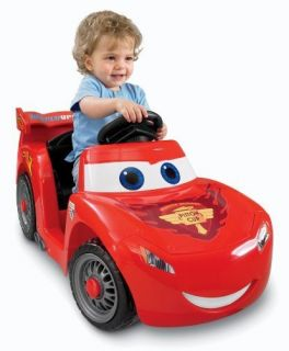 Christmas Present Kids Fun Power Wheels Disney Pixar Cars 2 Lightning