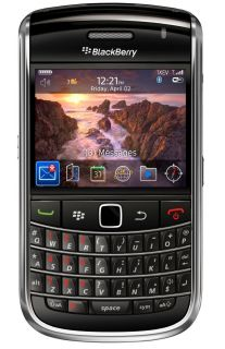 New Blackberry Bold 9650 Unlocked GSM Phone 3 2MP Camera Wi Fi QWERTY