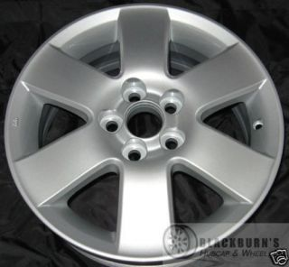 07 08 Toyota Corolla Matrix 15 Silver Wheel Factory Rim 69424