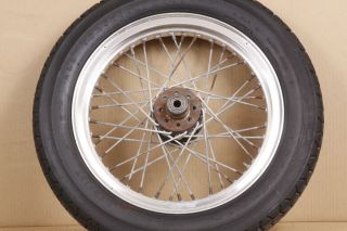 Nice Harley Sportster XL Rear Wheel Alloy Rim XL XLH XLCH