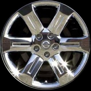 18 Chrome Alloy Wheel Rim for 2006 2007 Nissan Murano