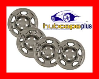 Grand Vitara Chrome Wheel Skins Hubcaps Covers Hub Caps
