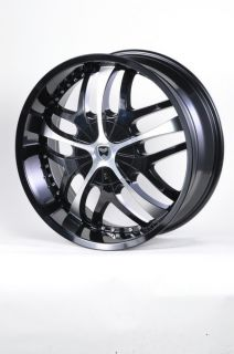 GWG G19 20 Gloss Black Wheels Rims Infiniti G35 G37 Sedan Coupe J35