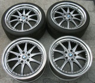 BMW RH Alloy Wheels 5x120 9 10x19 Serie 3 E36 E46 E92 M3 etc Hartge