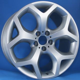 X5 X6 2007 2011 20 x 10 Style #214 Front Factory OEM Stock Wheel Rim