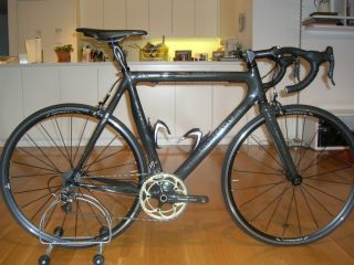 Colnago 50th Anniversary Frame Fork and Wheels Only
