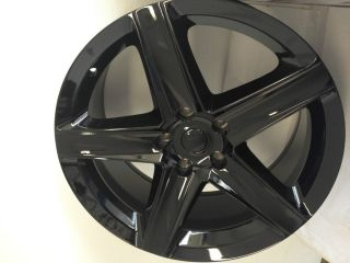 Grand Cherokee SRT 8 Factory OE Replica Wheels Rims 20x9 5x5