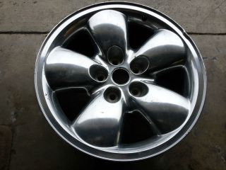 20 Dodge RAM 1500 Polished Rim Wheel
