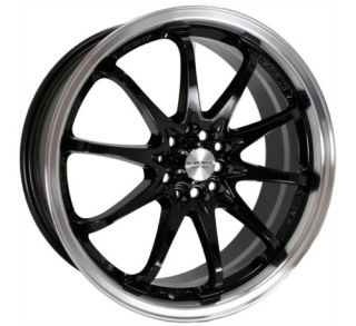 17 inch Kyowa KR206 Wheels Honda Civic CRX Accord