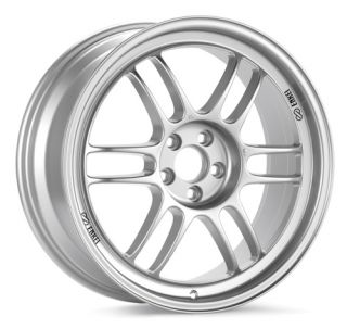 Enkei RPF1 Silver 15x7 4x100 41 Racing Series Wheel Rim
