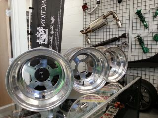 Honda Ruckus GY6 Rear Wheel 12x8 Fatty Rim 150cc