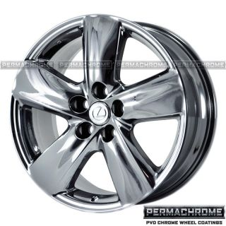 Original Lexus LS460 PVD Chrome Wheels 74196 Outright