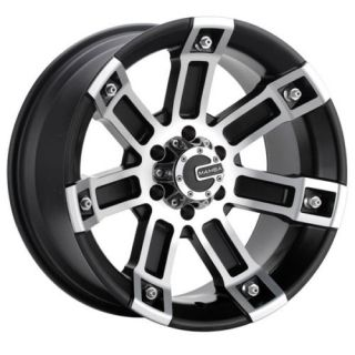 Dodge Chevy Ford F250 H2 Wheels Rims 20 x 10 Mamba M1