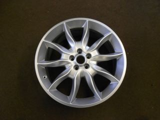 Jaguar XF 8 5J x 20 Draco Alloy Wheel Refurbed Genuine