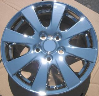 Camry Sienna Avalon ES300 Solara RAV4 SC300 Chrome Wheels Rims