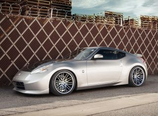 20 Staggered Stance Evolution Wheels Nissan 350Z 370Z G35 G37 Coupe