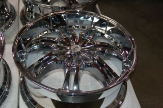 20 adr Chrome Wheel Rim BMW Chevrolet Blazer 2WD s 10 2WD GMC Jaguar
