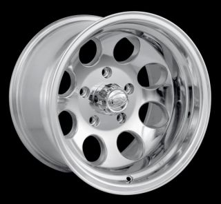 ION ALLOY YUKON TAHOE COLORADO RAM SILVERADO GMC POLISHED WHEELS RIMS