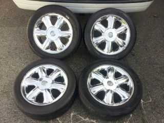 PT CRUISER MOPAR OEM FACTORY STOCK 16 CHROME CLAD WHEELS RIMS 5x100