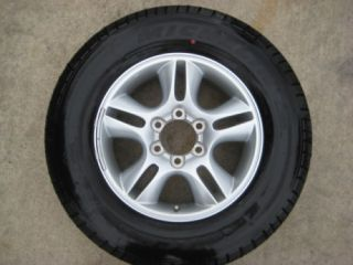 03 04 05 06 Lexus GX470 17x7 5 Wheel OE Tire Rim