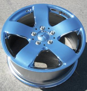 Mercedes E320 E500 Chrome Alloy Wheel Rim Call 714 940 1761