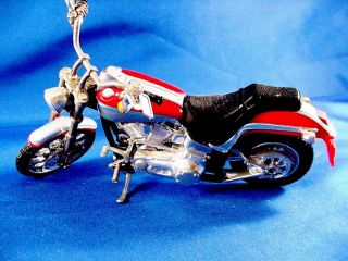 Hot Wheels Harley Davidson Toy 5 1 4 Vintage Bike