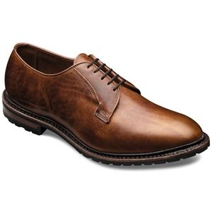 Allen Edmonds Mens Black Hills Walnut Shoes   2995