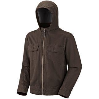 Mountain Hardwear Cordoba Hooded Jacket (For Men)   CORDOVAN (M )
