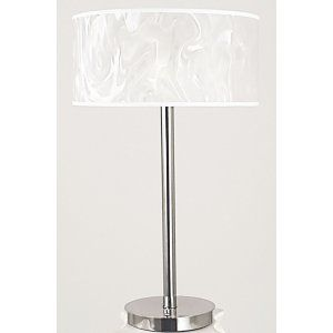 Framburg Lighting FRA 2181 PS Cirrus Three Light Table Lamp from the Cirrus Coll