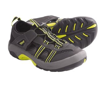 Teva Omnium 2 Shoes (For Kids and Youth)   BLACK (3 )