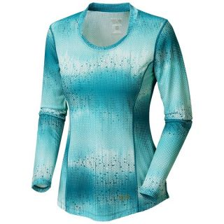 Mountain Hardwear Wicked Electric Shirt   Long Sleeve (For Women)   SEA LEVEL (M )