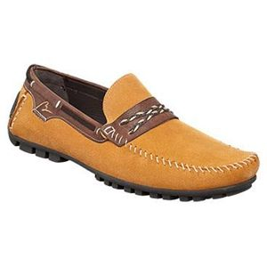 Bacco Bucci Mens Galvan Orange Brown Shoes   7552 46 842