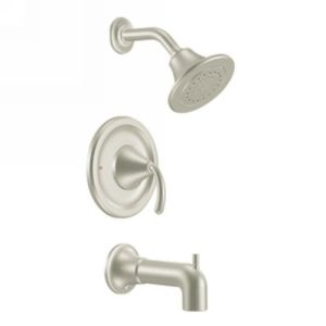 Moen TS2143EPBN Icon Single Handle Tub & Shower Faucet Trim
