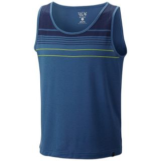 Mountain Hardwear Soul Slinger Tank Top   UPF 25 (For Men)   IMPULSE BLUE (XL )