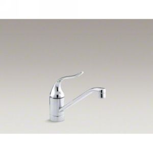 Kohler K 15175 P CP Coralais Single Handle Kitchen Faucet