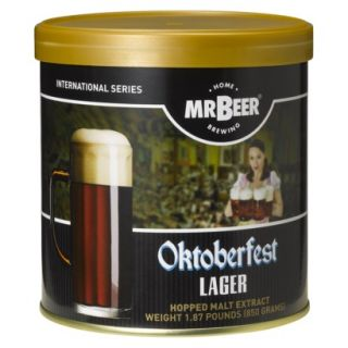 Mr. Beer Octoberfest Lager