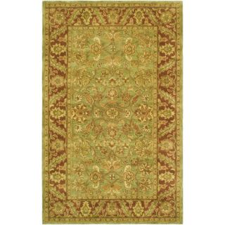 Safavieh Golden Jaipur Patina Green/Rust Rug GJ250A