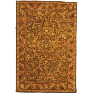 Safavieh Antiquities Majesty Charcoal Rug AT52K Rug Size Runner 23 x 8