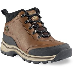 Timberland Kids Regular Kid Hiking Toddler Brown Smooth Boots   22813
