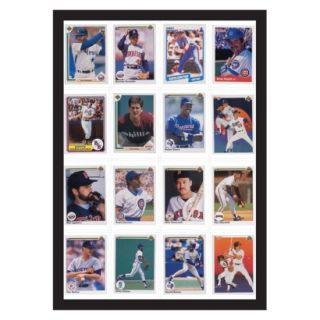 Room Essentials 16 Baseball Card Display Case