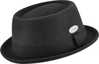 Kangol Lite Felt Pork Pie   Black Hats