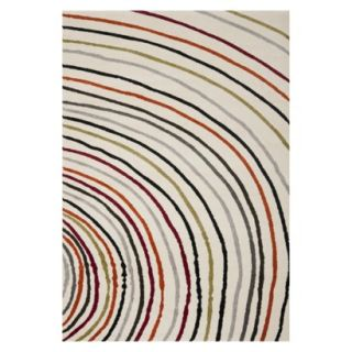 Safavieh Banded Area Rug (67x96)