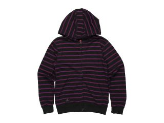 Quiksilver Kids More Rev Hoodie Boys Sweatshirt (Black)