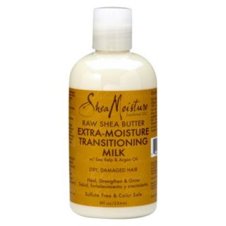 SheaMoisture Raw Shea Butter Extra Moisture Transitioning Milk   8 fl oz