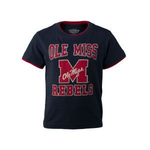 Mississippi Rebels Colosseum NCAA Kids Rolling T Shirt