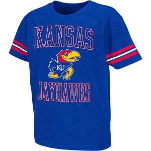 Kansas Jayhawks Colosseum NCAA Kids Bullet T Shirt