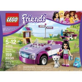 LEGO Friends Emmass Sports Car 41013