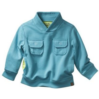 Genuine Kids from OshKosh Infant Toddler Boys Sweatshirt   Teal 24 M