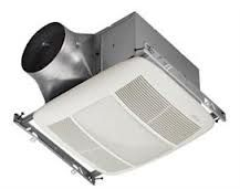 Nutone XN50L Bathroom Fan, 50 CFM Single Speed ULTRA X1 Series w/Light amp; Energy Star Rated for 6 Duct