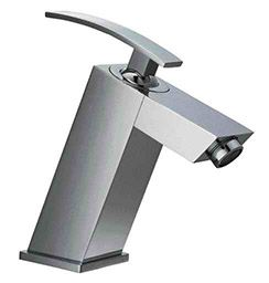 Alfi Brand AB1628PC Bathroom Faucet, Single Handle Polished Chrome